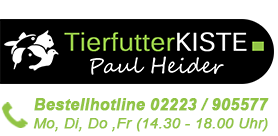 Tierfutterkiste Paul Heider