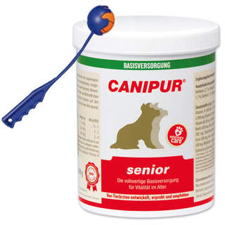Canipur senior  500 g + Trixie Shooter
