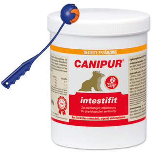 Canipur intestifit 500 g + Trixie Shooter