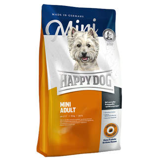 4 kg Happy Dog Supreme Mini Adult