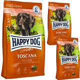 12,5 + 2 x 1 kg Happy Dog Supreme Sensible Toscana