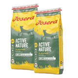 2 x 15 kg Josera Active Nature