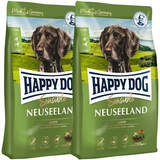 2 x 4 kg Happy Dog Supreme Sensible Neuseeland