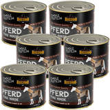 6 x 200 g Belcando Single Protein Pferd