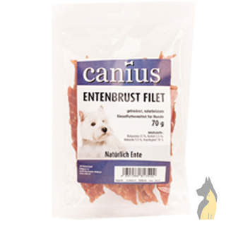 Canius Entenbrust Filet 70 g