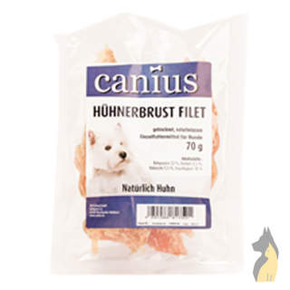 Canius Hühnerbrust Filet 70 g