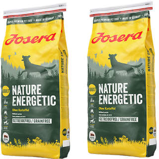 2 x 15 kg Josera Nature Energetic