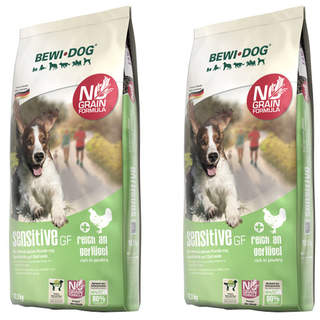 2 x 12,5 kg Bewi Dog Sensitive GF