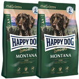 2 x 10 kg Happy Dog Supreme Sensible Montana