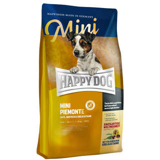 4 kg Happy Dog Supreme Mini Piemonte