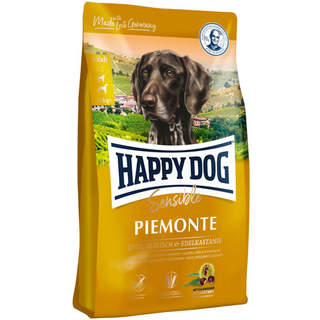 4 kg Happy Dog Supreme Sensible Piemonte