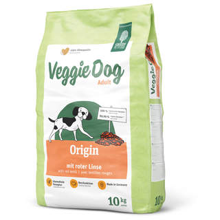 10 kg Green Petfood VeggieOrigin