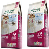2 x 25 kg Bewi Dog H-Energy